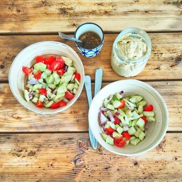Choisir des fruits et légumes bio pour les manger crus