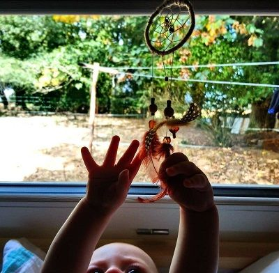 expérience Montessori avec bébé