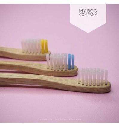 Brosse à dent en bambou MyBooCompany