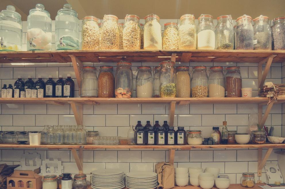 Aménagement sur-mesure d'une petite cuisine