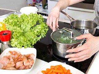 Mode de cuisson