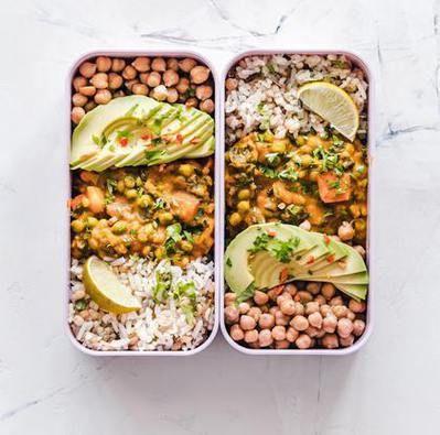Réduire vos déchets à l'heure du repas