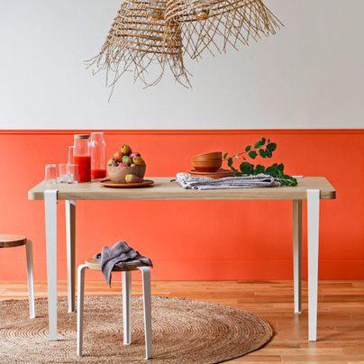table avec pieds de table tiptoe