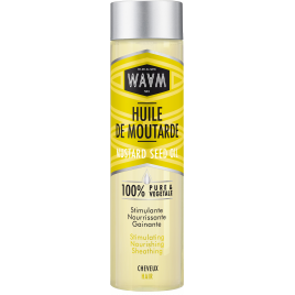 huile végétale de moutarde WAAM