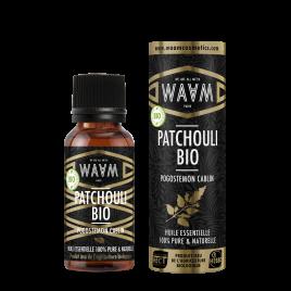 Huile essentielle patchouli WAAM
