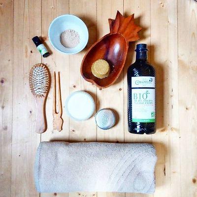 recette de shampooing solide maison