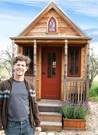 La tiny house de Jay Shafer.