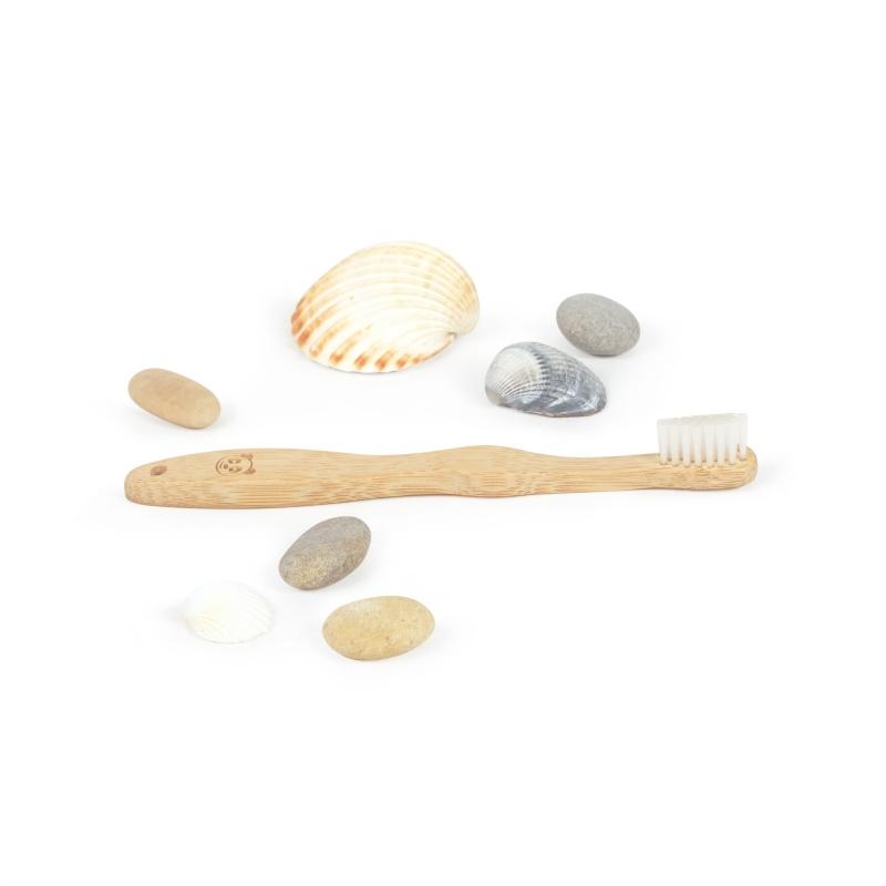 Brosse à dents écoresponsable en bambou marque Joli monde