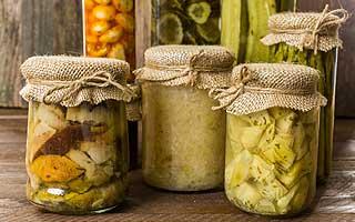 lacto-fermentation sans saumure