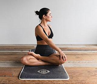 La méditation pour se recentrer
