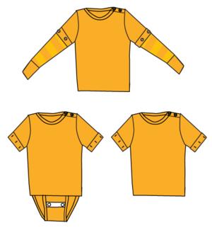 Manymonth, les vêtements évolutifs