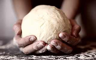 faire du pain sans machine