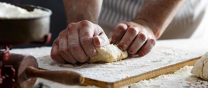 fabriquer mon pain à la main