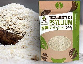 choisir du psyllium bio