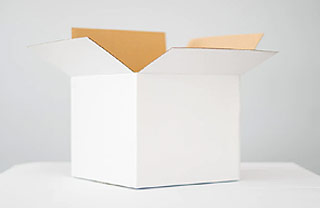 Tri et rangement carton