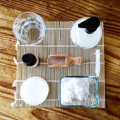 recette liquide vaisselle