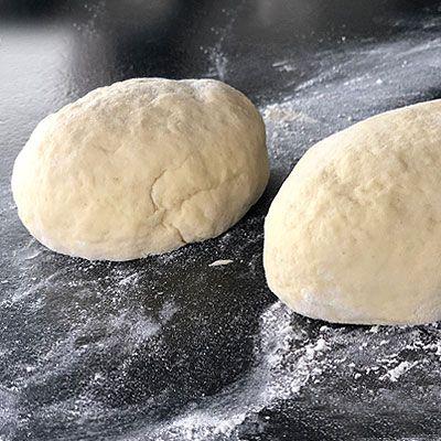 recette pour faire sa pâte à pizza à la maison