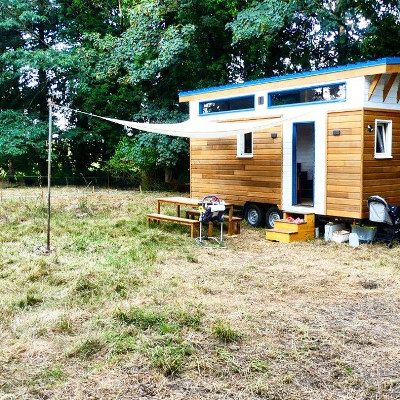 tiny house constructeur baluchon