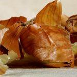 Épluchure d'oignon - Zéro déchet
