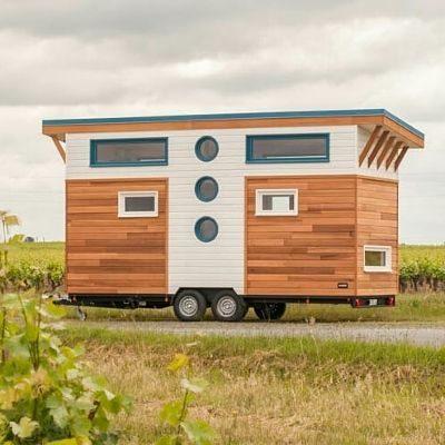 tiny house, la maison sur roue