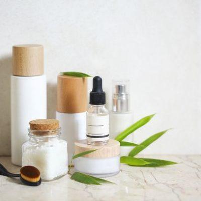 produits cosmétiques sains et responsables