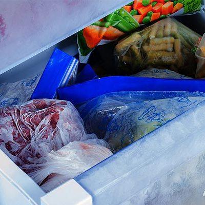 congeler tous les aliments
