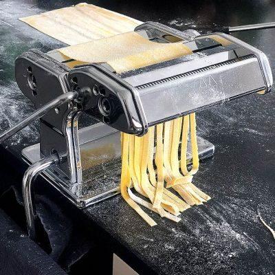 faire des pâtes fraîches