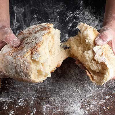 recette pour faire son pain à la maison