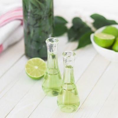 préparation remède aux huiles végétales