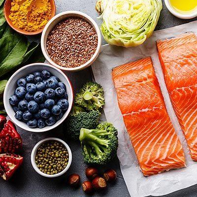 connaître les vitamines dans les différents aliments