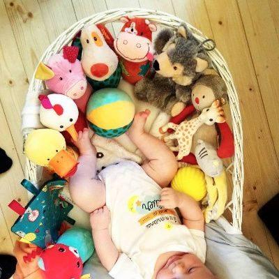 vivre avec un bébé en tiny house